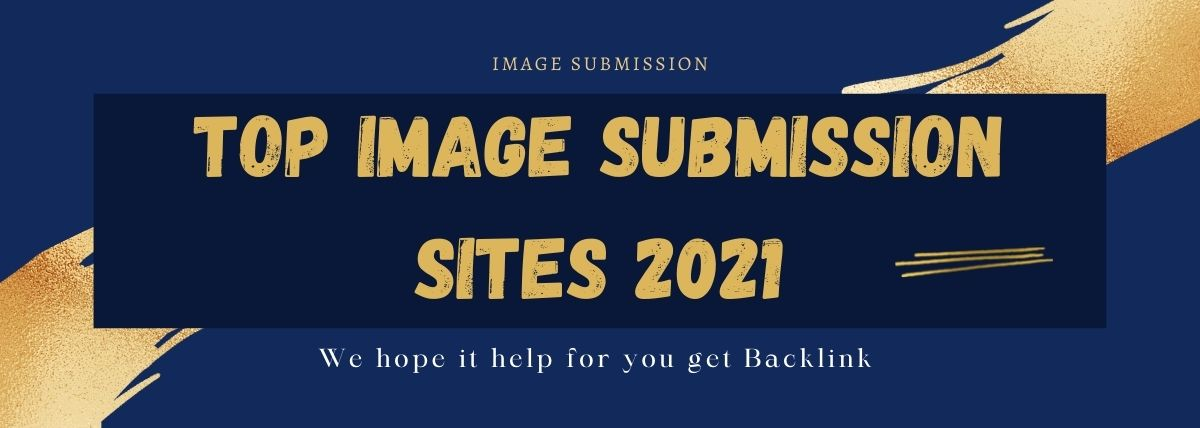 Top Image Submissions Sites List 2021