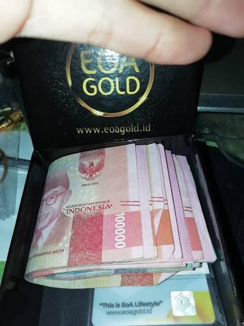 Kelebihan Emas EOA Gold