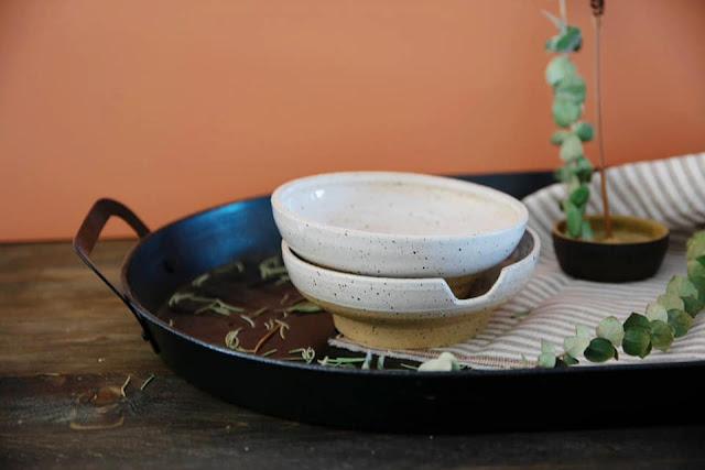 Maintes fois poterie