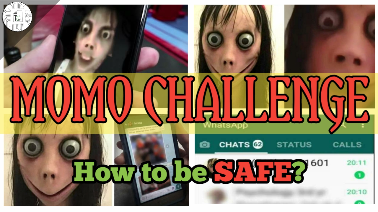 Momo Challenge: How to be Safe?