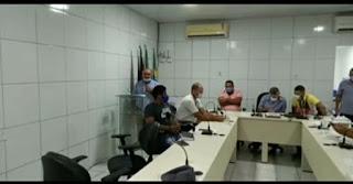 Vereador Tõ Justo do MDB pede vacinação dos professores em Pilõezinhos