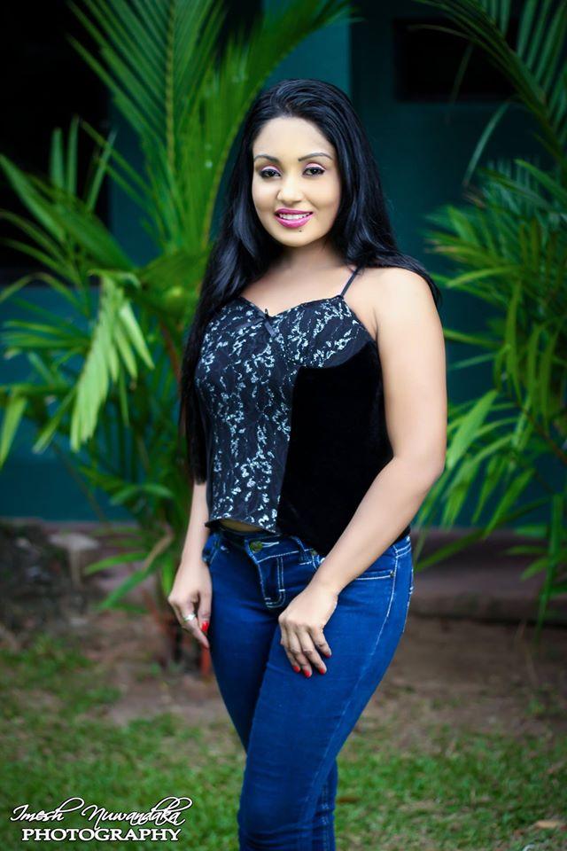 sri lankan hot model nishi fernando | Lanka Gossip Room