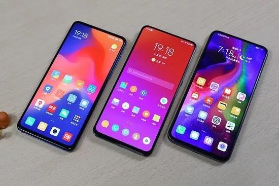 Xiaomi Mi Mix 3 vs Lenovo Z5 Pro vs Huawei Honor Magic 2