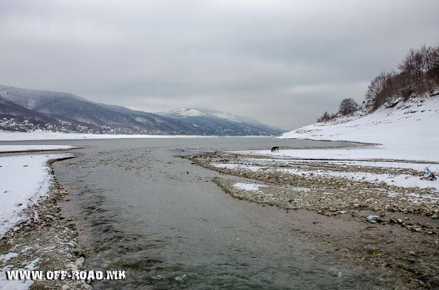 Mavrovo, Macedonia - panorama