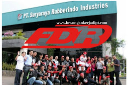 Lowongan Kerja PT Suryaraya Rubberindo Industries Terbaru