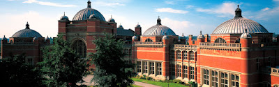 Image of Great Hall, Aston Webb, University of Birmingham