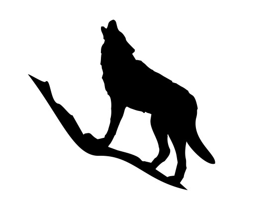 how to design a logo wolf