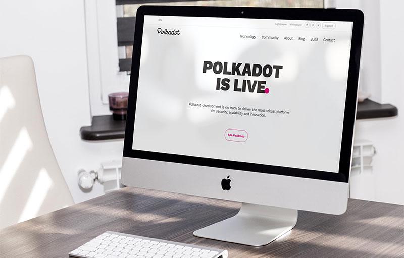 Situs Polkadot