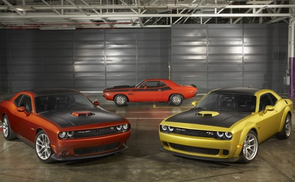 Harga Dodge Challenger
