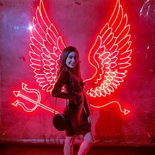 Light Red Aesthetic