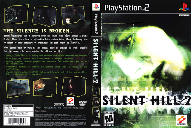 BAIXAR SILENT PS2 2 RESTLESS HILL DREAMS