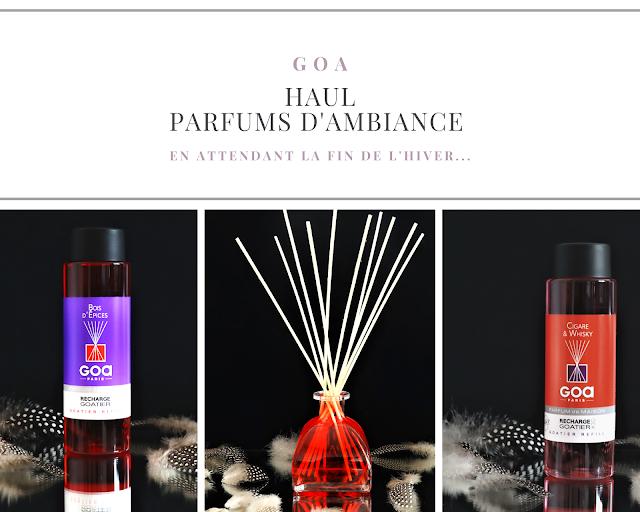 Parfums d'ambiance Goa avis, parfum goa avis, diffuseur de parfum d'ambiance, goatier, parfum d'intérieur, parfums goa, tiges en rotin