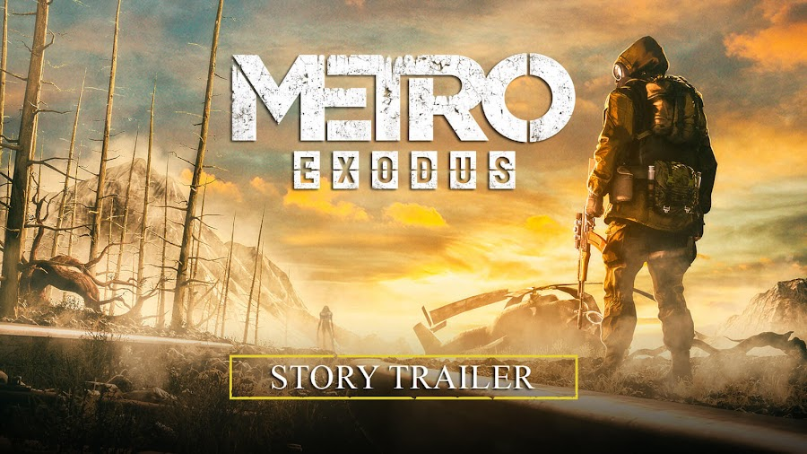 metro exodus artyom story deep silver 4a games