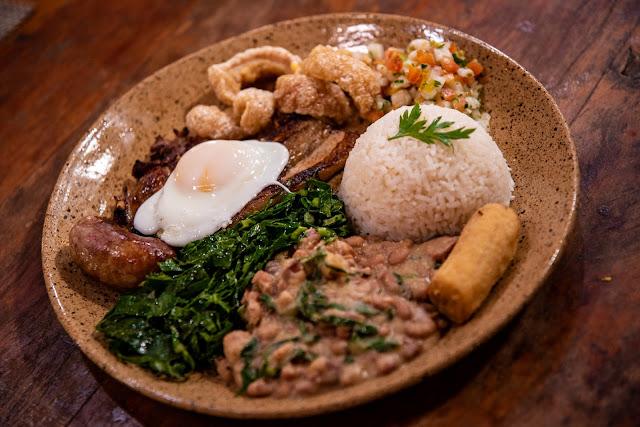 virado a paulista restaurante fogão mineiro sousas campinas