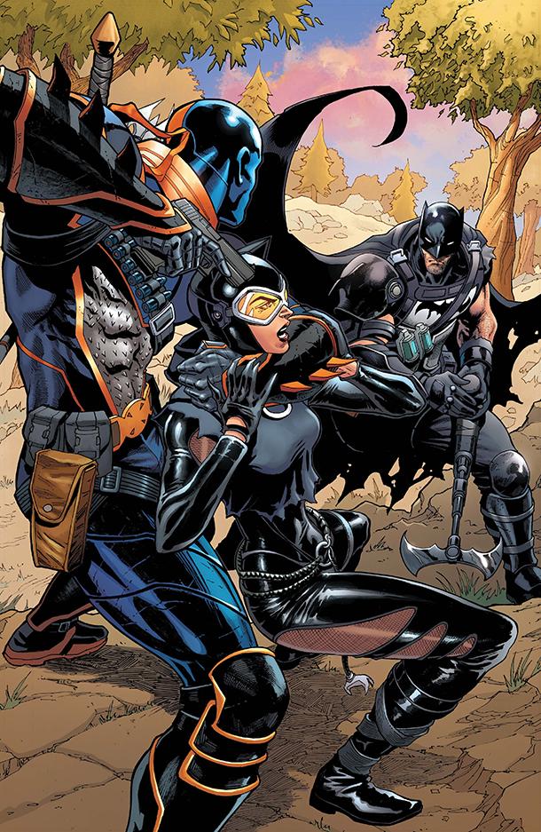 Batman/Fortnite: Zero Point #4 - 1