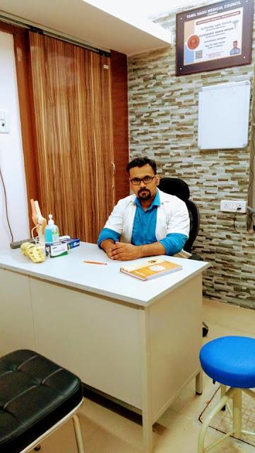 best orthopaedic doctor chennai