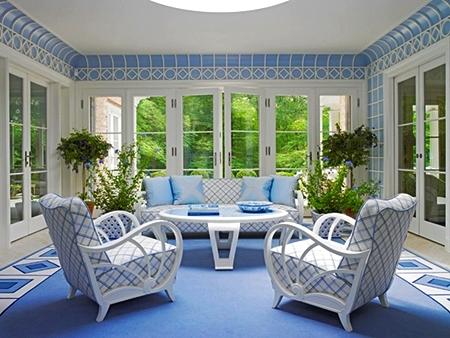 47+ inspirasi rumah minimalis nuansa biru paling modern