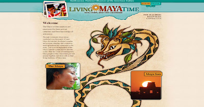 Living Maya Time: Sun, Corn, and the Calendar-National Museum of the American Indian.