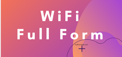 WIFI full meaning