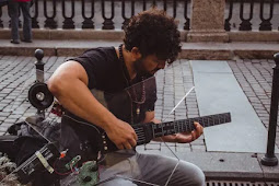 Noli Music Ciptakan Senar Khusus Mungkinkan Penyandang Disabilitas Bermain Gitar