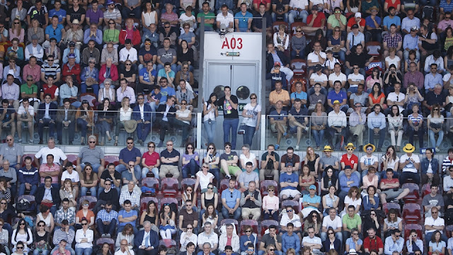 El Mutua Madrid Open intentará batir un Récord Guinness en la Caja Mágica