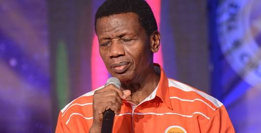 Pastor Adeboye prays for Christian Dapchi Schoolgirls still held captive by Boko Haram