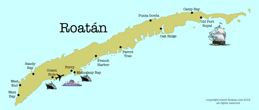What To Do On Roatan 1 Week Itinerary