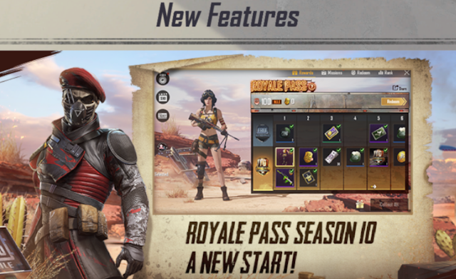 PUBG Mobile 0.15.5 Update: Here are the Entire Patch Notes by News 18