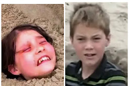 11 Year Old Boy Found A Girl Buried In Sand, What He Did Is unexpected