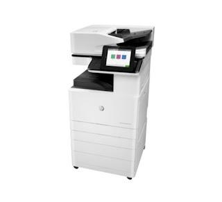 HP Color LaserJet Managed MFP E77422 Driver Download, Review