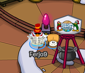 Diario de Club Penguin #563