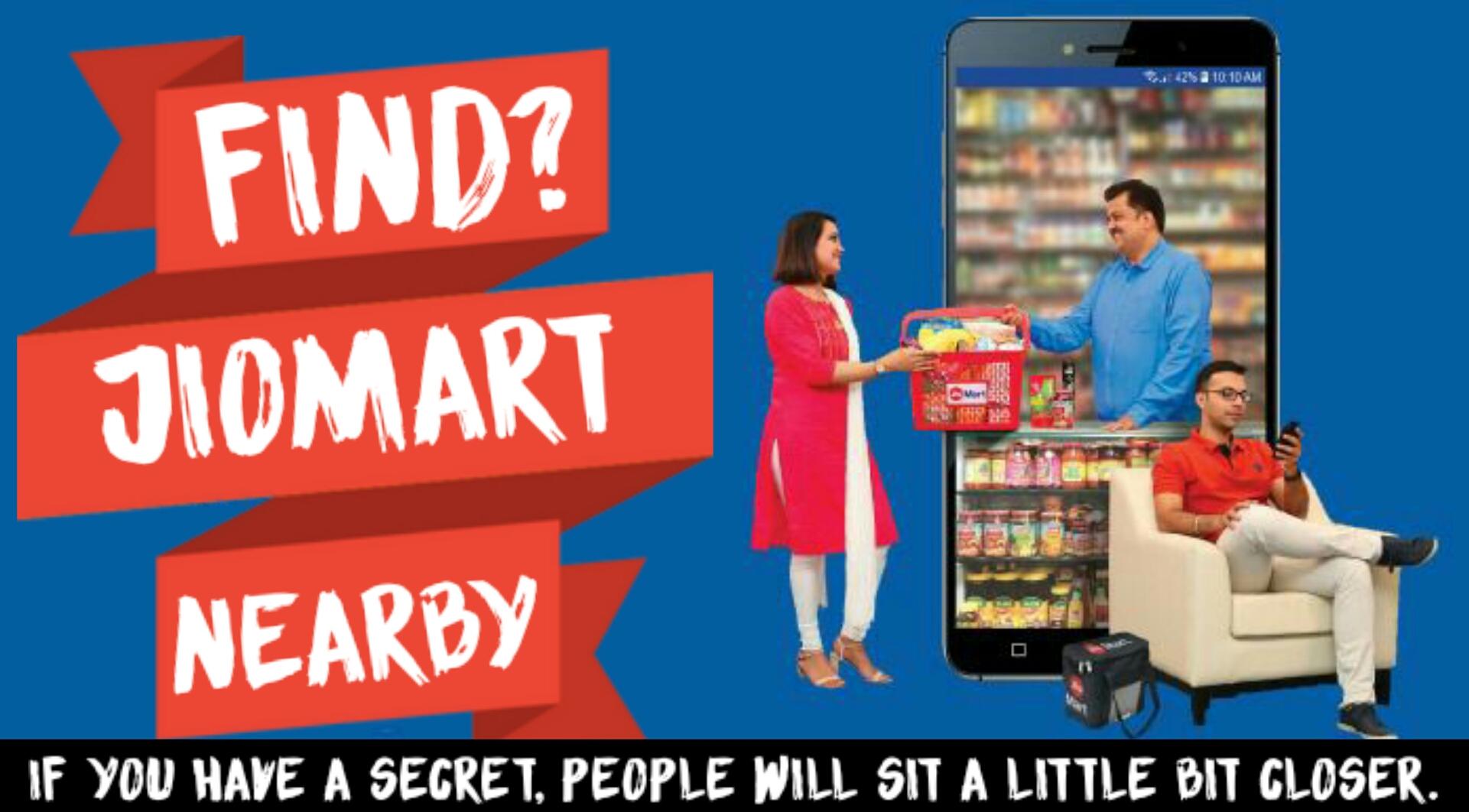 Find JioMart Near Me: Buy Grocery on Jiomart WhatsApp Orders