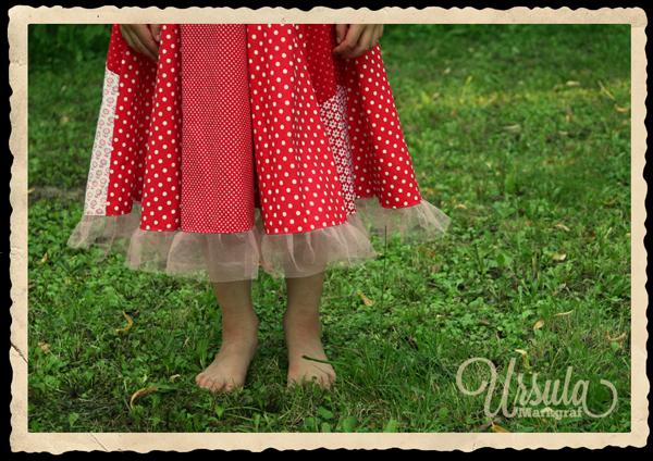 Endlich! Das schönste Einschulungskleid der Welt!!!