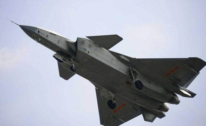 Δείτε το βίντεο της κινεζικής Αεροπορίας για το J-20