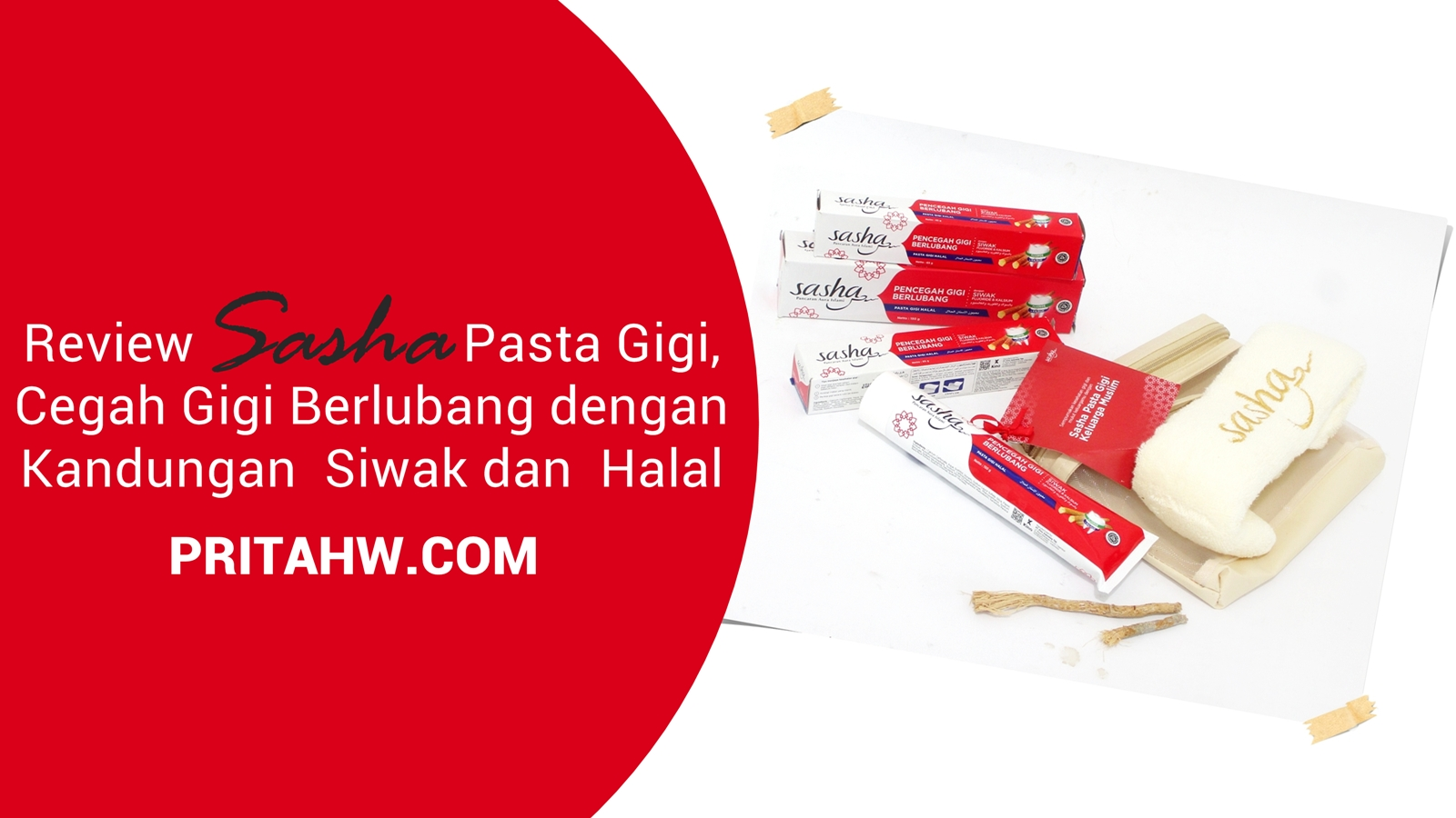 Review Sasha Pasta Gigi