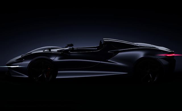 McLaren Automotive anuncia al último modelo del Ultimate Series