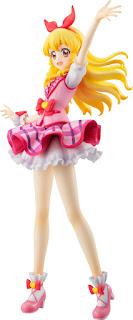 "Ichigo Hoshimiya Licrea Vestido Rosa Ver.  de ""Aikatsu""- Mega House"