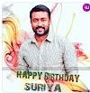 Happy Birthday Suriya