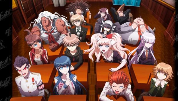 anime yang dibuat dari survival game