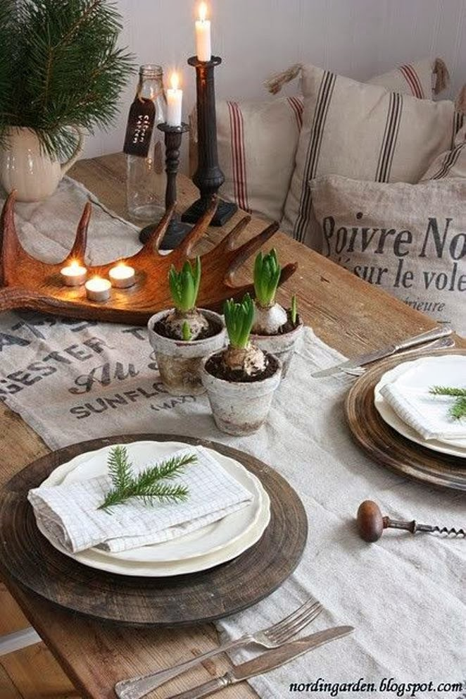 ciao! newport beach: christmas table inspiration