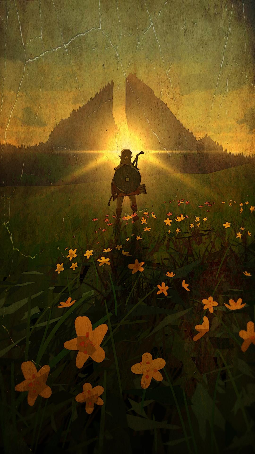 Legend Of Zelda Phone Wallpaper Hd 1080x1920 Heroscreen Cool Wallpapers