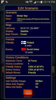 Wargame Constructor V2.3 MOD APK – PREMİUM HİLELİ