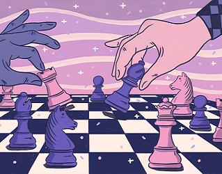 Pangunahing Diskarte sa Chess At Tricks