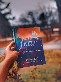 BOOK REVIEW: MY FRIEND FEAR