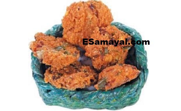 ஸ்பெஷல் வடை செய்வது எப்படி? | How to make a special Vadai Recipe !