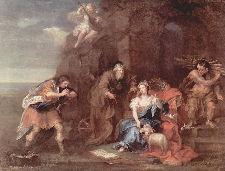 A World Elsewhere: William Hogarth and William Shakespeare