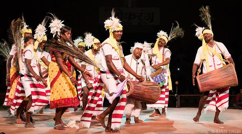 Nagpuri Folk Dance Jharkhand