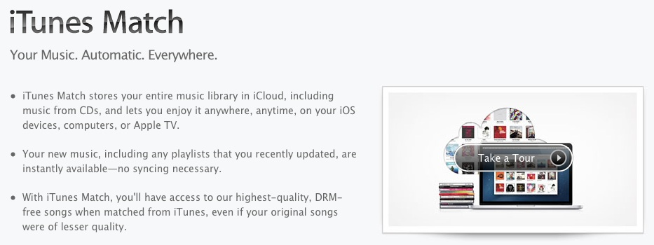 Fixing Incomplete Songs and Skipping Songs on iTunes Match - Poor