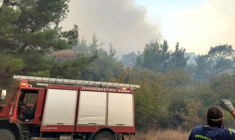ΚΚΕ Έβρου: Κίνδυνος πυρκαγιών στον Έβρο - Υποστελεχωμένες οι Υπηρεσίες - Να ληφθούν μέτρα αντιπυρικής προστασίας