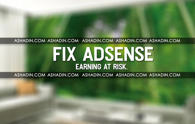 Atasi Ads.txt Adsense Earnings at risk Blogger Custom Domain di jamin berhasil!